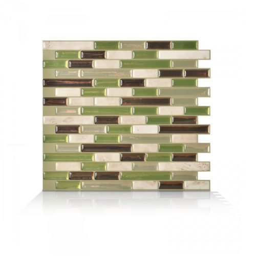 Muretto Eco Smart Tiles Peel & Stick Backsplash