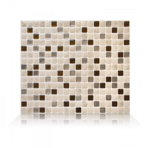 Minimo Cantera Smart Tiles Peel & Stick Backsplash Tile