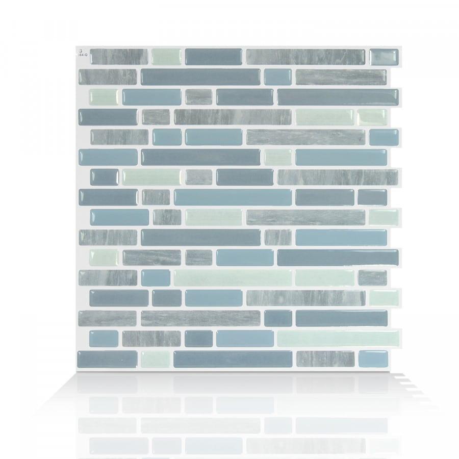 - Bellagio Alario Peel & Stick Smart Tiles Backsplash