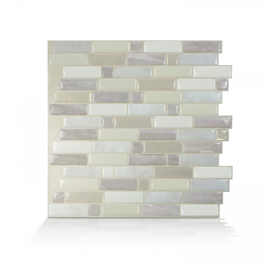 - Crescendo Ciotta Peel & Stick Smart Tiles Backsplash