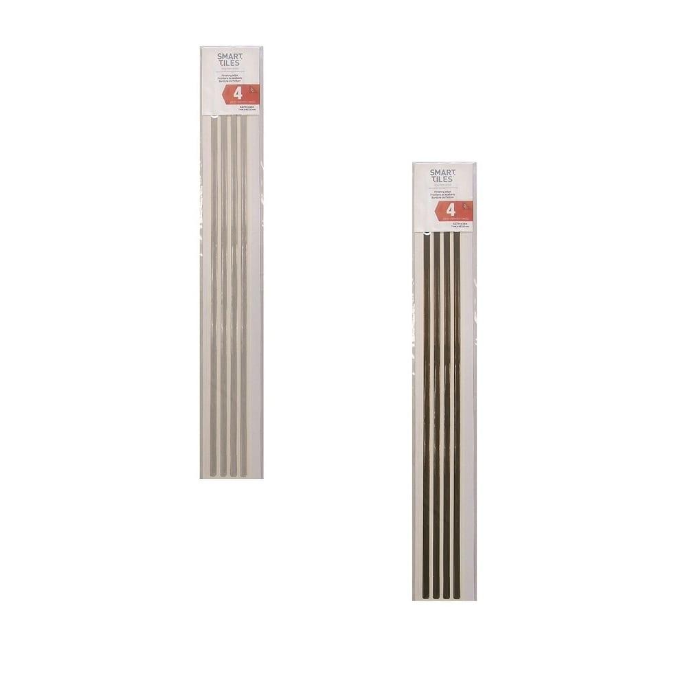 Bellagio Keystone Peel Amp Stick Smart Tiles Backsplash