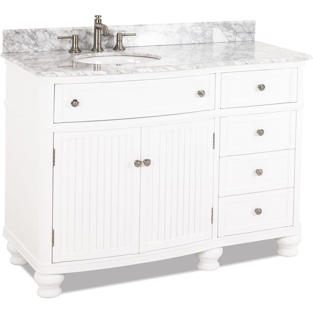 Compton Vanity Van106 48 T Mw By Elements Bathroom Vanity