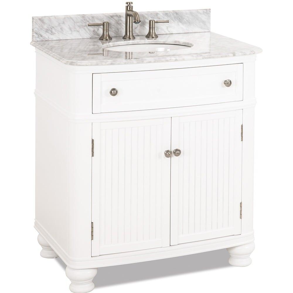 Compton Vanity Van106 T Mw By Elements Bathroom Vanity