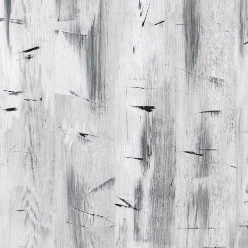 Silver Gesso Wood