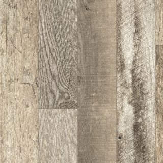 Rediscovered Oak Planked