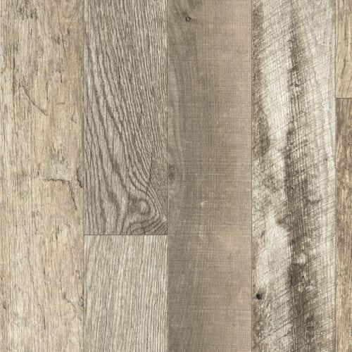 Rediscovered Oak Planked