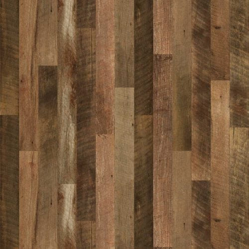 Remade Oak Planked