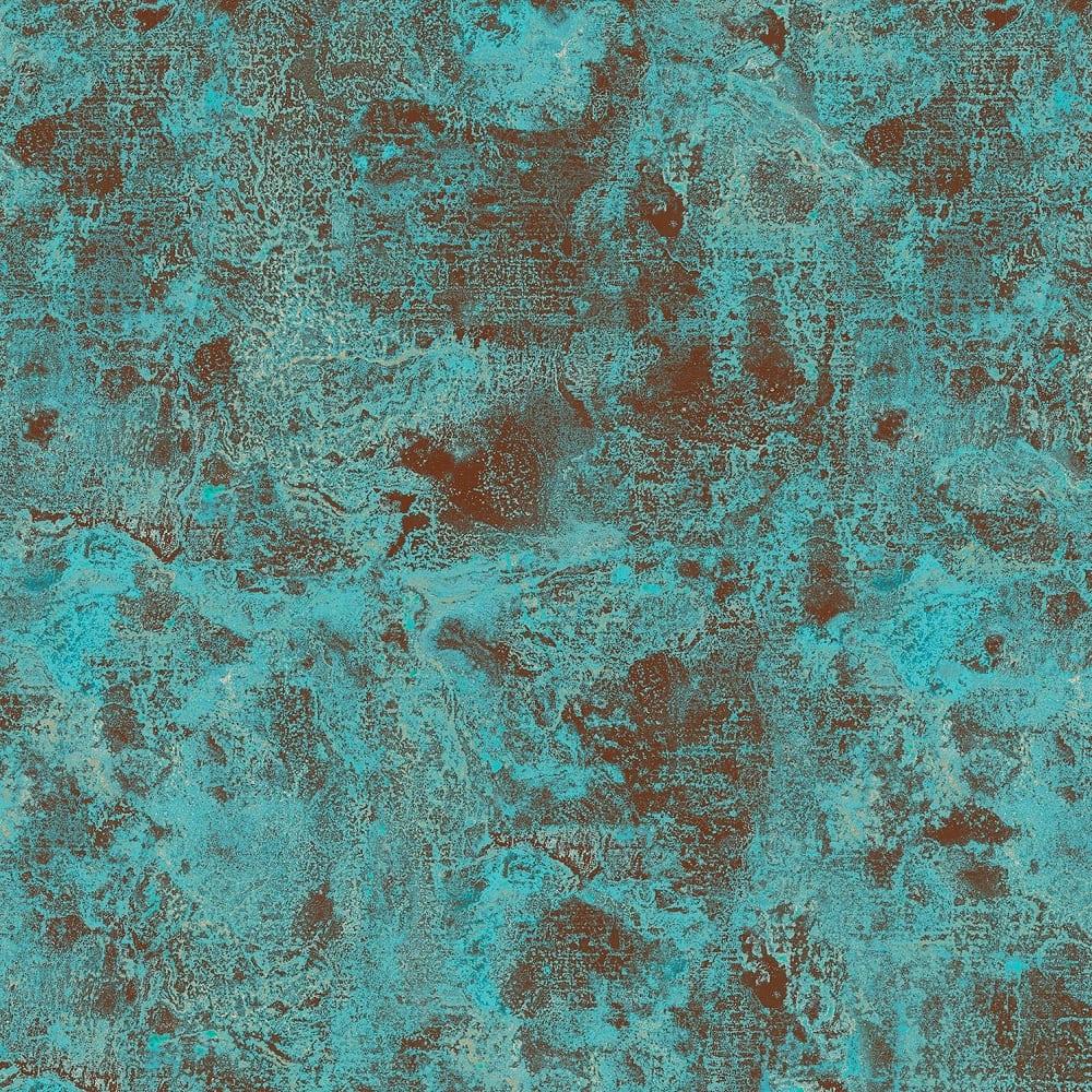 Timeworn Copper Antique Laminate Sheet Wilsonart Y0486