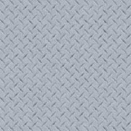 Silver Diamond Plate