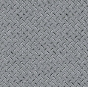 Zinc Diamond Plate