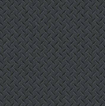 Y0542 oxidized diamond plate wilsonart laminate sample for Diamond plate laminate flooring