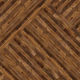 Diagonal Amber Chestnut