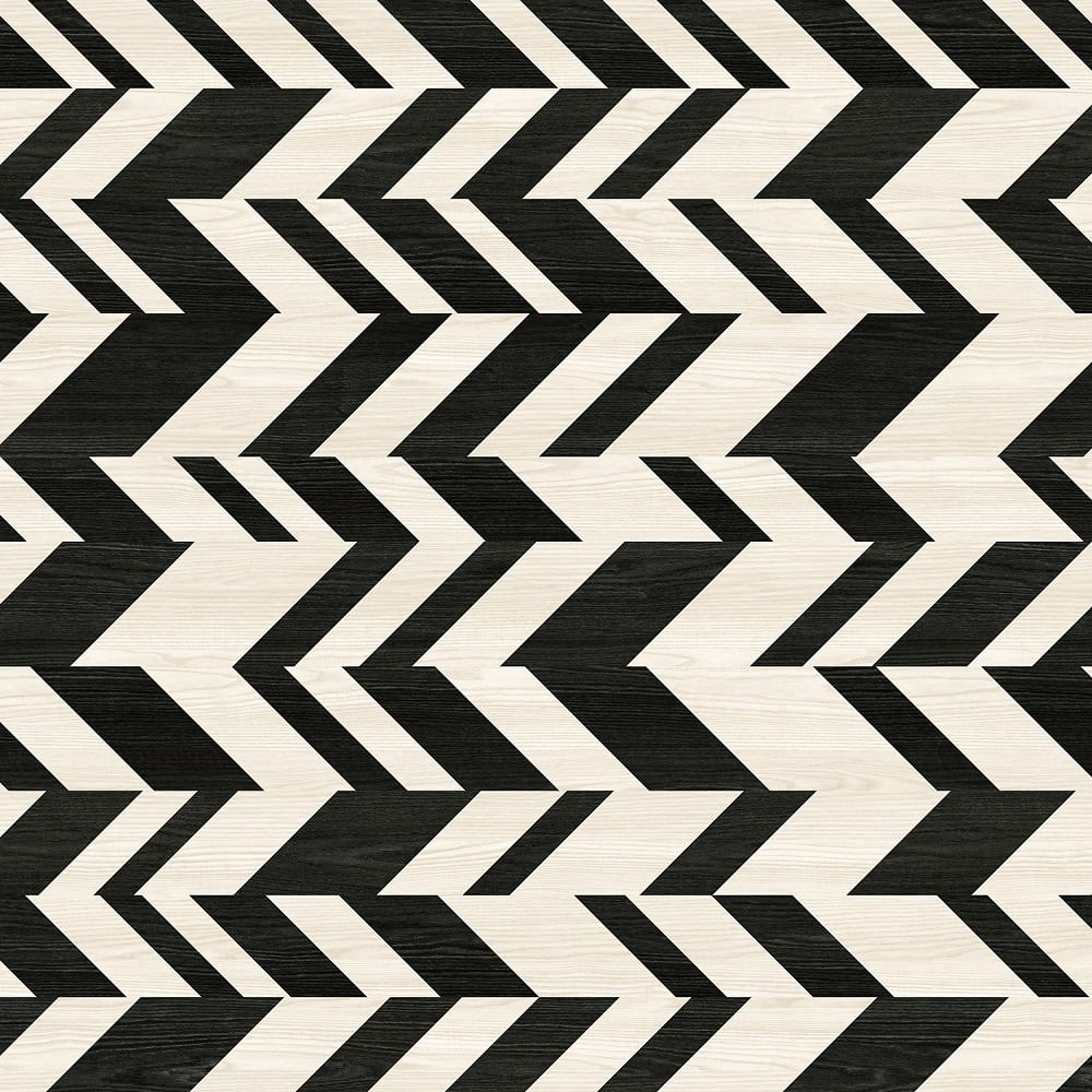 Ebony modern chevron wilsonart laminate sheets softgrain finish