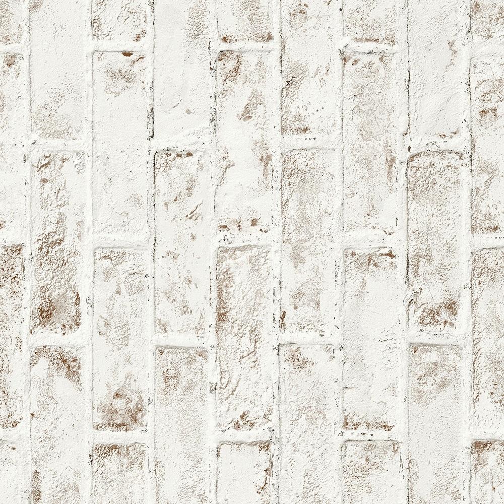 Whitewashed Brick Matte Laminate Sheet Wilsonart Y0681