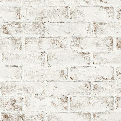 Whitewashed Brick (Landscape)